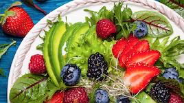30/06/20 : Webinaire sur le menu végétarien hebdomadaire en restauration scolaire